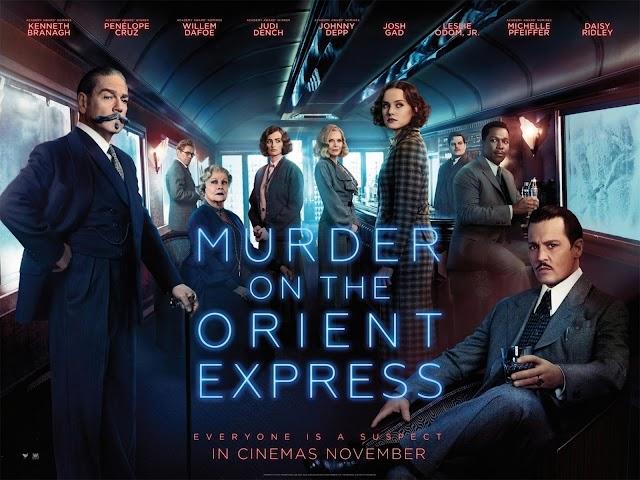 Review Filem : Murder on the Orient Express