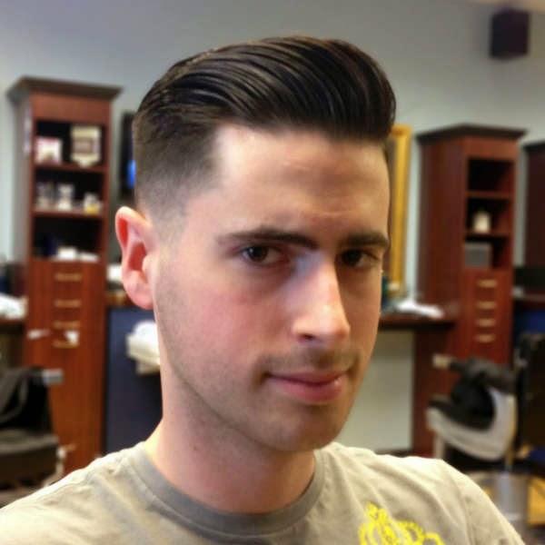 Model Gaya Potongan Rambut Pria