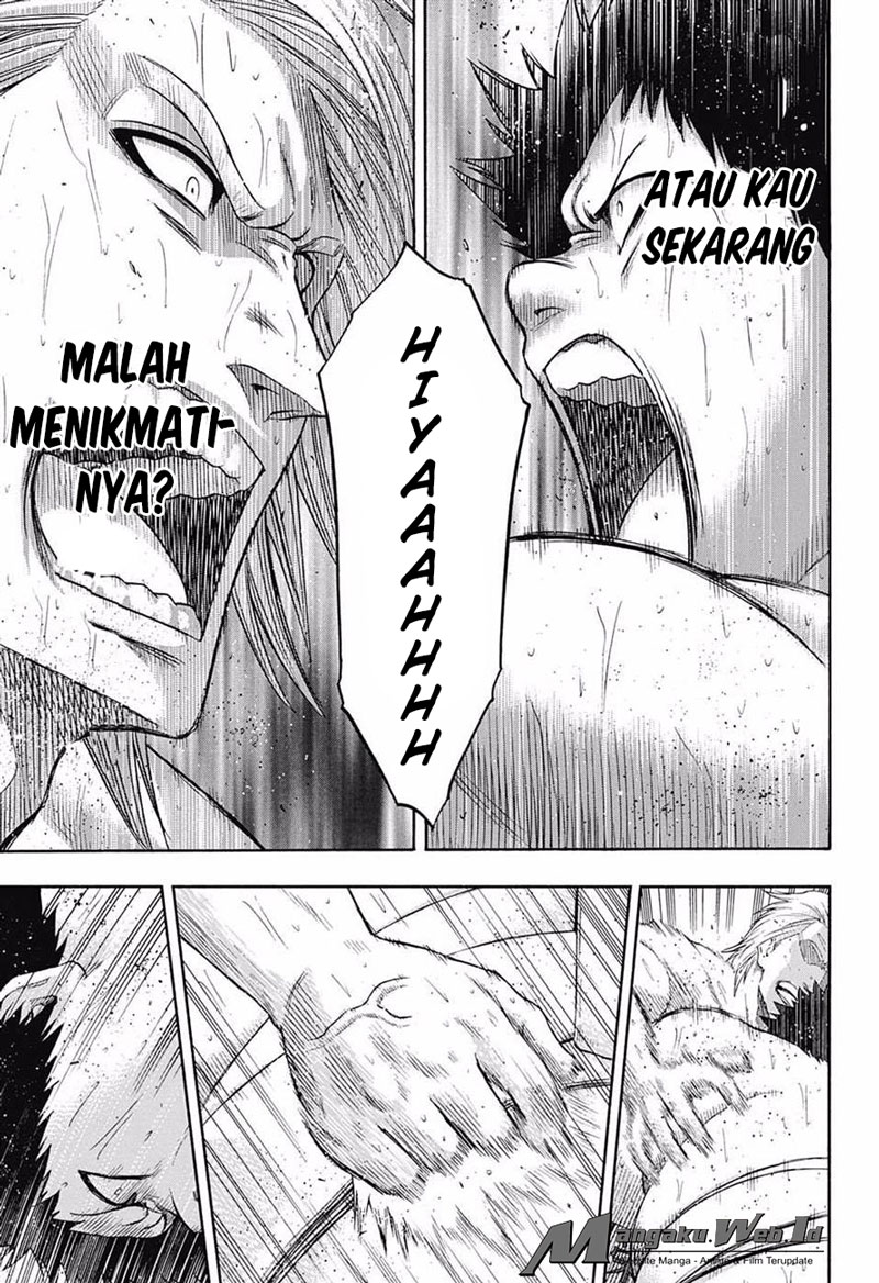 Hinomaru Zumou Chapter 144-13