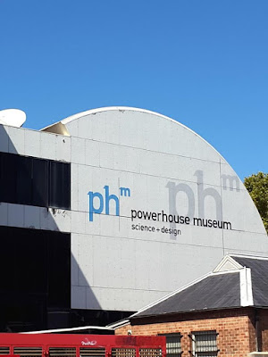 13D12N Australia Trip: The Art of the Brick DC Comics, Powerhouse Museum (Part 1)
