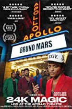 Watch Bruno Mars: 24K Magic Live at the Apollo Online Free 2017 Putlocker