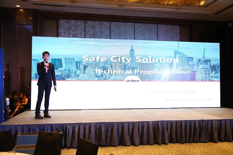 Dahua Safe City Solution