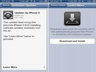 Setup iOS 11