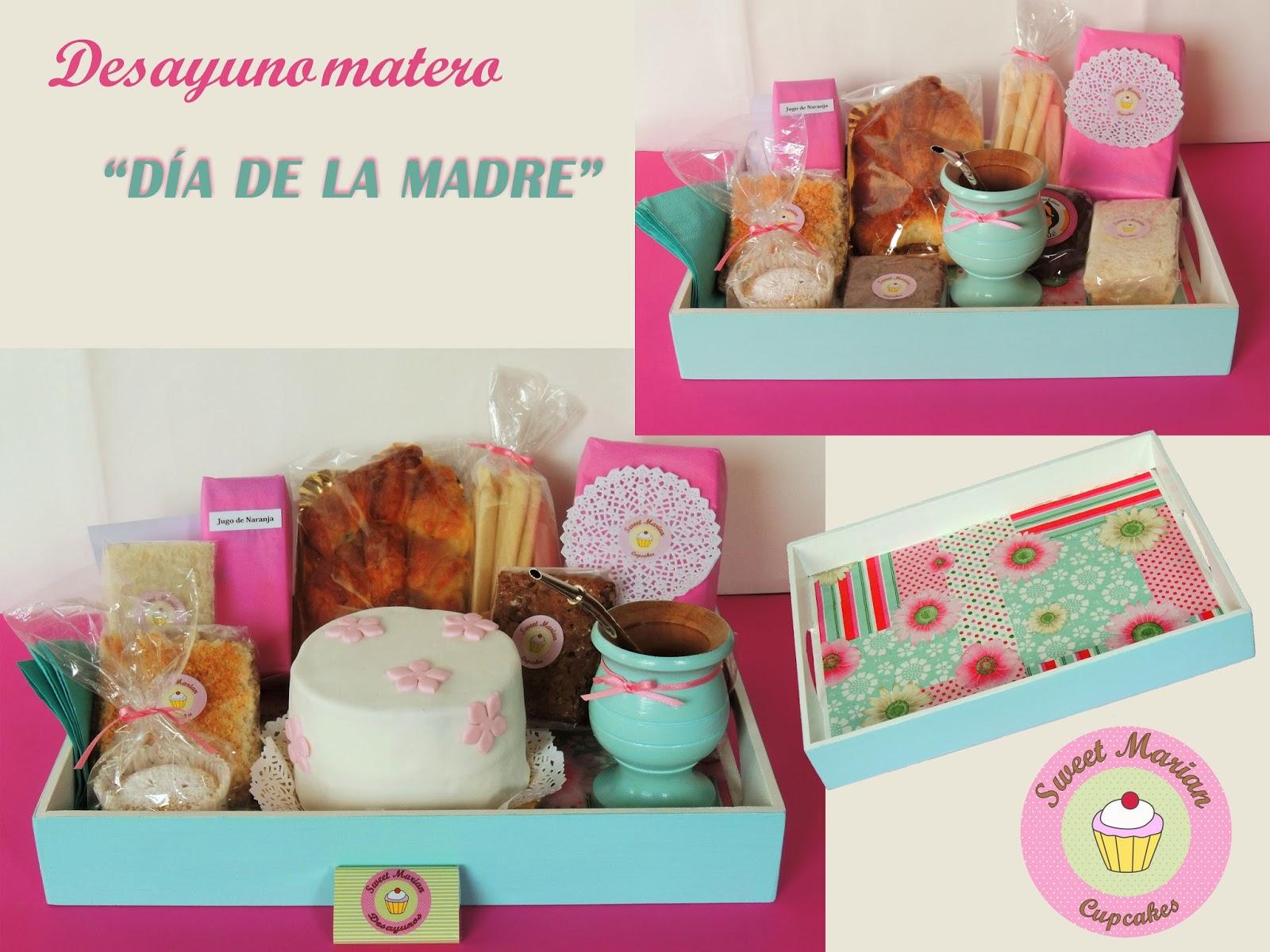 """Sweet Marian: Desayunos para el """"Día de la Madre"""""""