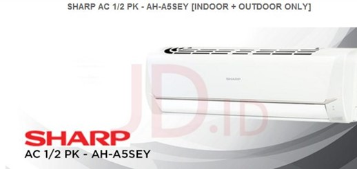 Ac Sharp Murah