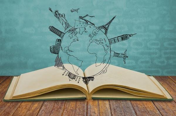 La vuelta al mundo en 150 obras literarias