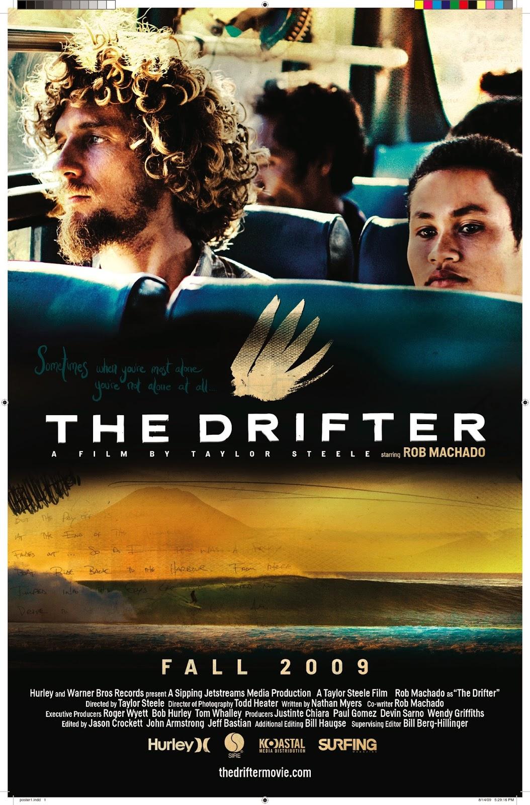 North shore rj: [download] the drifter soundtrack + filme.