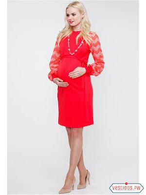 vestidos para embarazadas de comunion