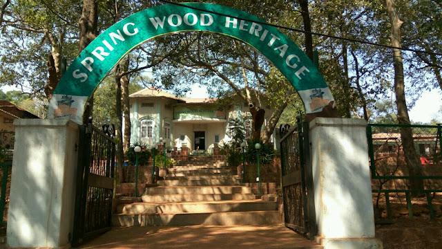Spring Wood Heritage, Matheran