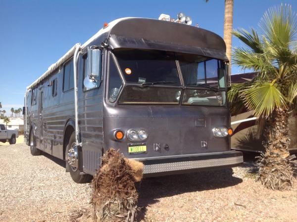 1972 Flxible Bus RV Conversion