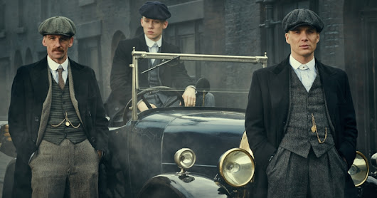 Peaky Blinders : ma nouvelle série favorite