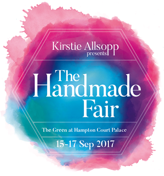 Kirstie Allsopp Handmade Fair 2017 with discount code
