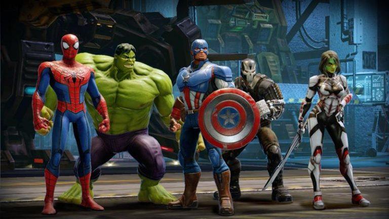 SAIU !!! Marvel Strike Force para Android baixe já o apk