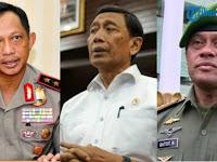 Wiranto Minta Masyarakat Kritis Menilai Video Polisi Pakai RPG