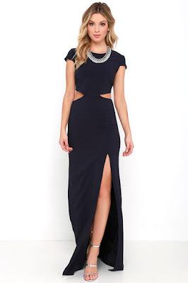 Vestidos Largos sencillos