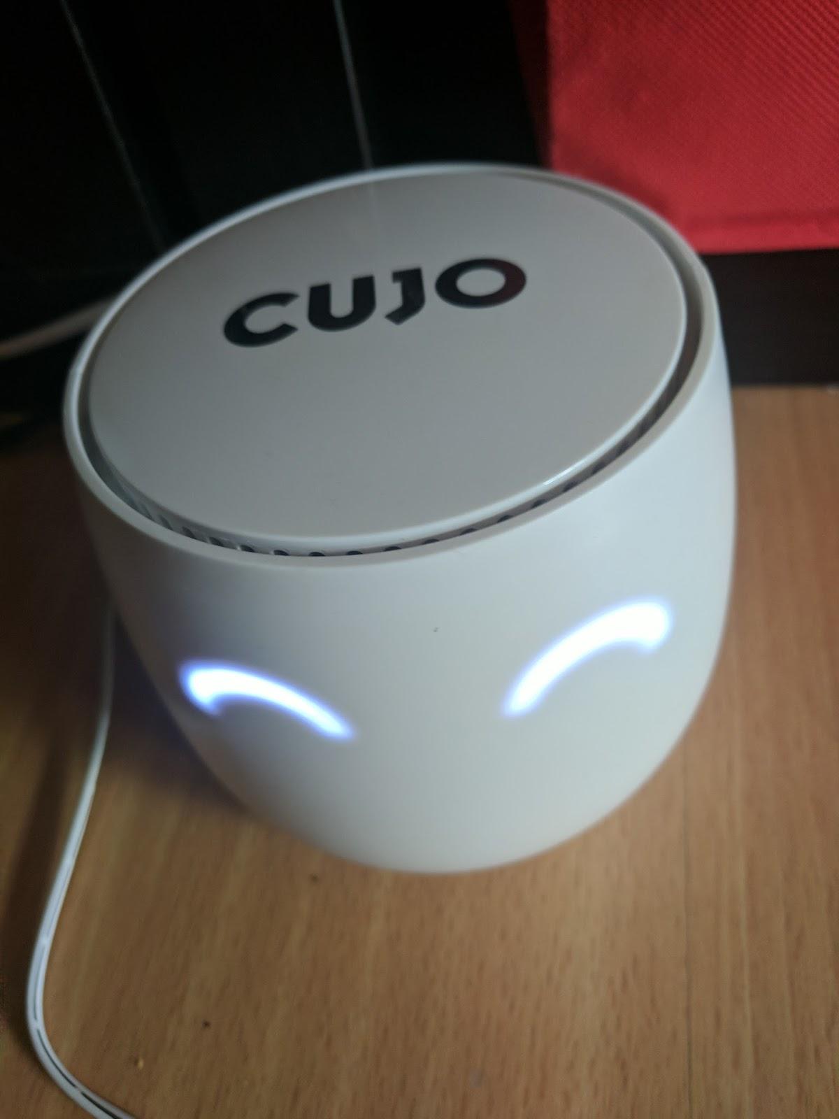 Gypsy Soul Life: Thanks to #CUJO Smart Firewall and #Bestbuy