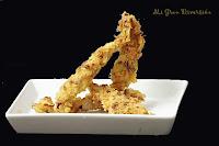 """Delicias de Pollo """"Ras Al Hanout"""" con Crujiente de Patata Chip's"""