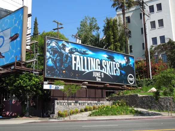 Falling Skies 3 billboard
