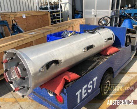 Kapal Selam Wild Boar Buatan Elon Musk yang Menginspirasi