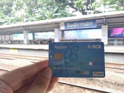 Kartu ATM BCA Chip dengan Flazz