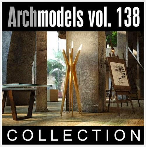 Designo-intero: Evermotion Archmodels Vol 138 (3D model