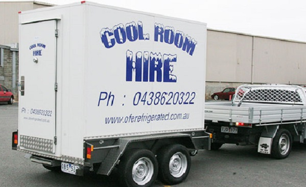 Portable cool room