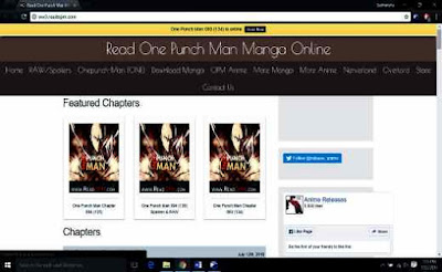 read-one-punch-man-webcomic-online