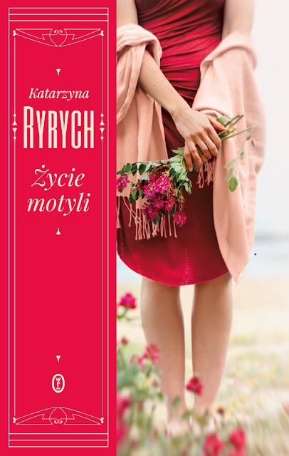 Życie motyli, Katarzyna Ryrych, książka, recenzja, ArtMagda, subiektywnie