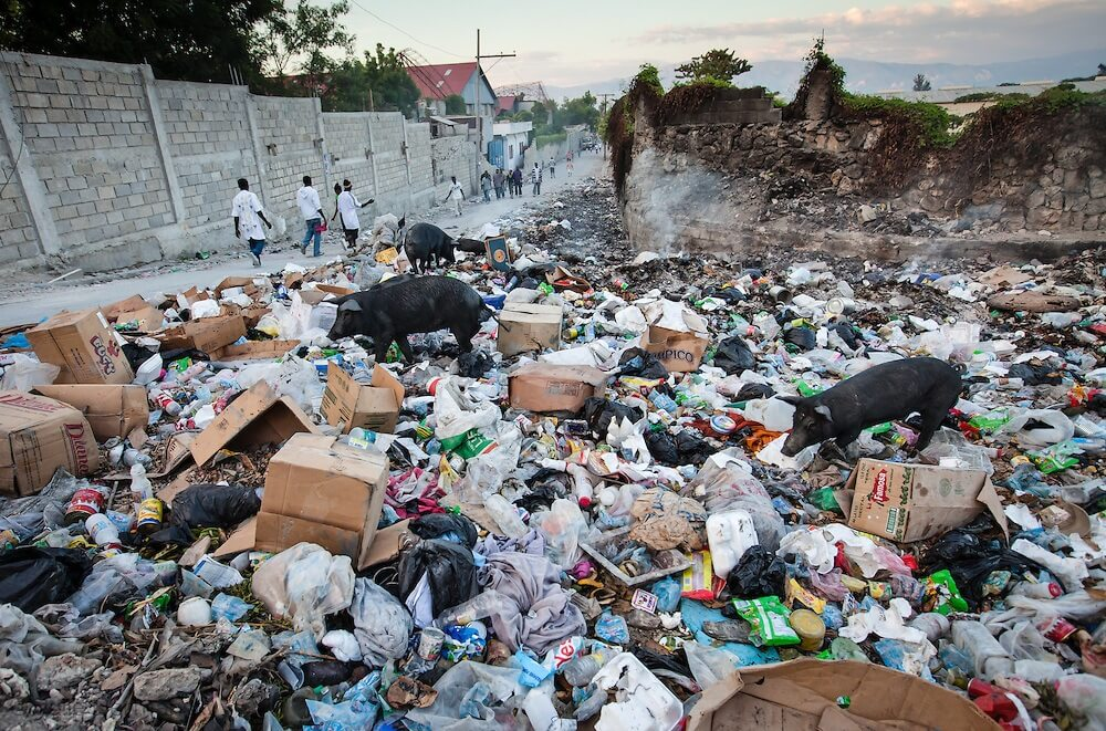 Port au Prince Dirty