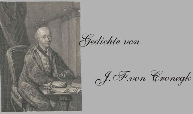 Gedichte Und Zitate Fur Alle Gedichte Von Johann Friedrich Von