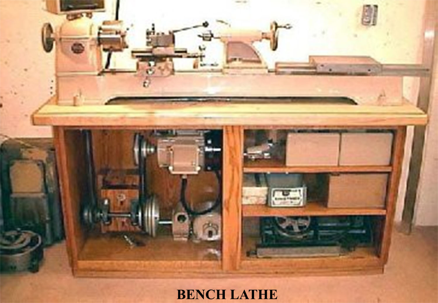 5 Different Types Of Lathe Machines Explained With Image Q Hunt Engine Nomenclature Diagram