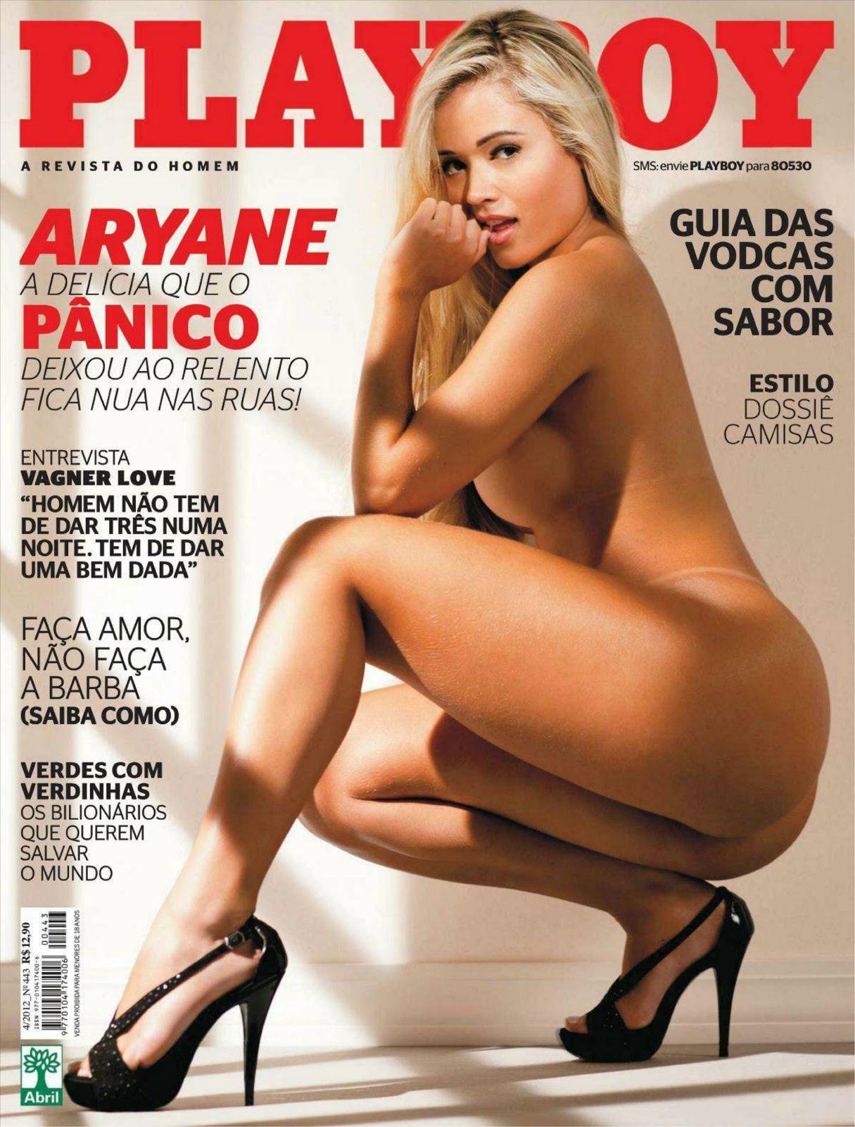 Playboy Brasil – Abril 2012