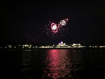 Disney Wishes Fireworks Cruise