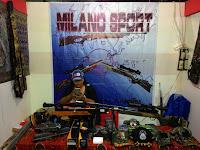 Milano Sport Pengerajin Senapan Angin Dari Kediri