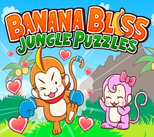 Banana Bliss Jungle Puzzles 3DS