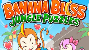 Banana Bliss Jungle Puzzles [3DS] [Mega] [CIA] [Mediafire]