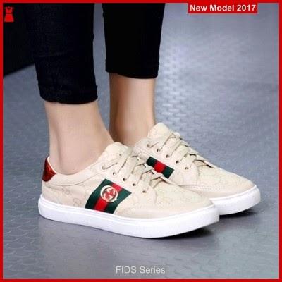 FIDS012 Sepatu Wanita Sepatu Kets Model Terbaru