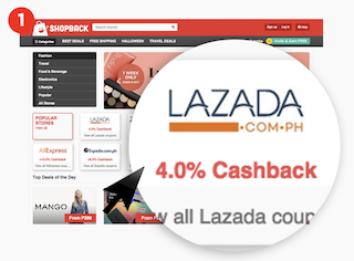 Step-by-Step Guide to ShopBack - Cashback, Coupons and More!