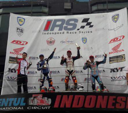 Podium_IRS_250_Race_1_Desember_2017