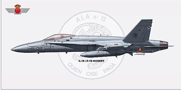 F-18 ALA-15