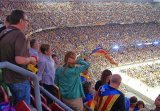 Concert per la Llibertat al Camp Nou 29-06-13 (Barcelona) per Teresa Grau Ros