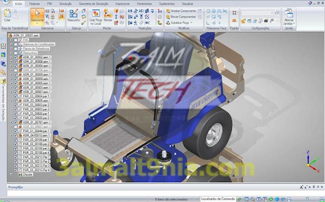 Siemens Solid Edge ST8 _ عالم التقنيه