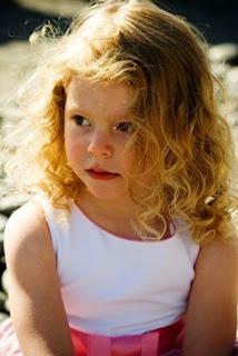 Model Keriting Gantung Anak Kecil