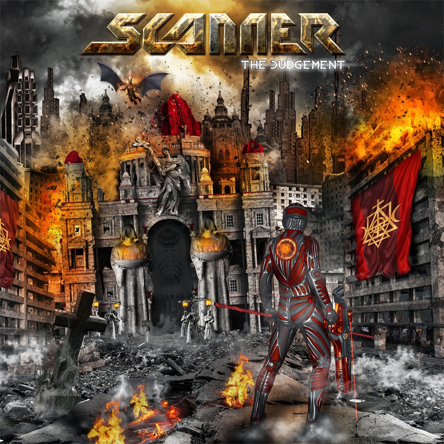 Scanner The Judgement cover