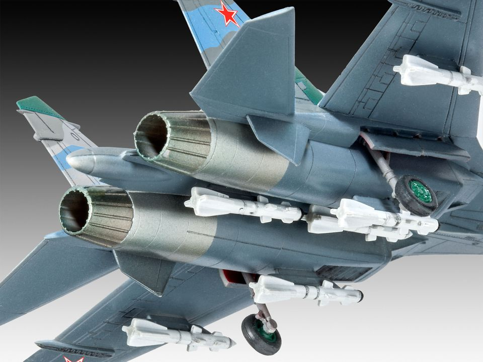 Revell 03948-1//144 Suchoi Su-27 Flanker Neu