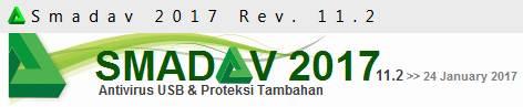 Icon Smadav 2017 Rev. 11.2 24 January 2017 Newest Version www.uchiha-uzuma.com