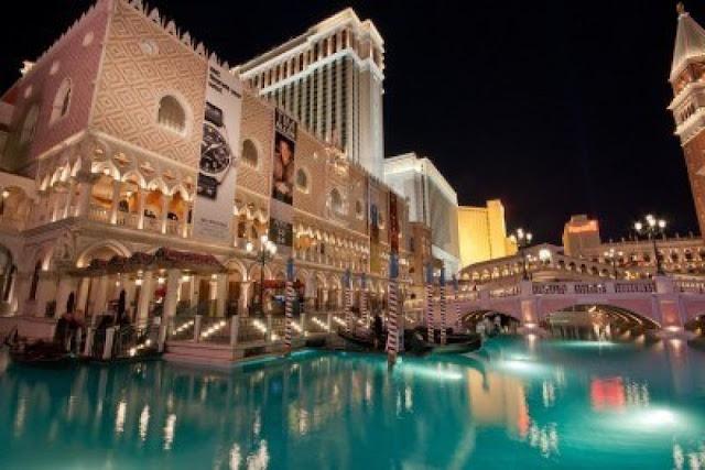Las Vegas Strip Venetian