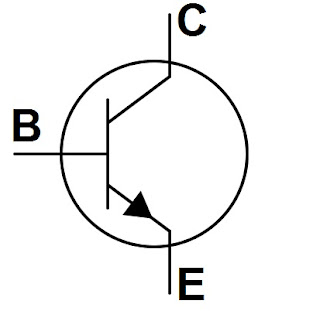 Simbol Transistor NPN