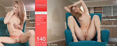 Davina C - FemJoy - Curious - Mar 09, 2016