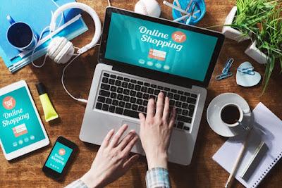 Các mặt hàng kinh doanh online